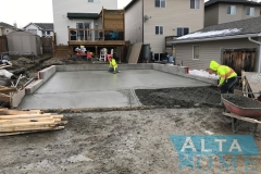 Concrete Garage Slab NW