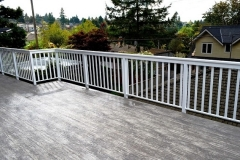 Vynl Deck Covering