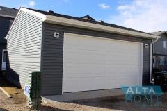 22x22 Garage