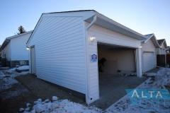 Erin Woods Garage Drywall