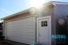 garage front Alta Home