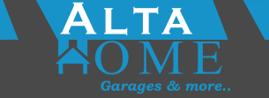 Alta Home Garages & More.. Logo