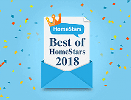 Best Of HomeStars Awards – And We Did It!