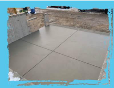 concrete builder